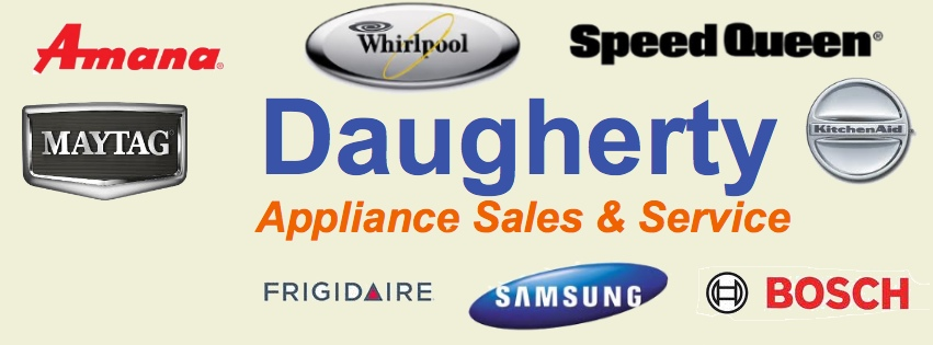 Image result for daugherty appliance logo