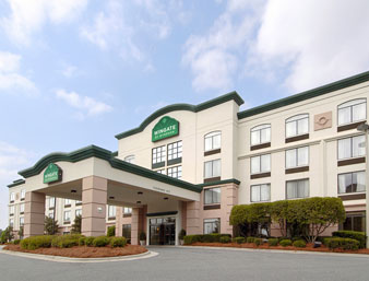 If You Feel The Need For Sd Then Wingate By Wyndham Concord Is Hotel Located Just Minutes From Lowes Motor Sdway And Racing Nascar