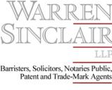 Warren Sinclair LLP